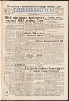Dziennik Bałtycki, 1950, nr 329