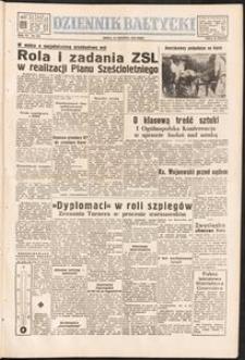 Dziennik Bałtycki, 1950, nr 343