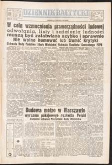 Dziennik Bałtycki, 1950, nr 347