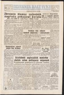Dziennik Bałtycki, 1950, nr 348