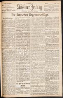 Kösliner Zeitung [1919-05] Nr. 116