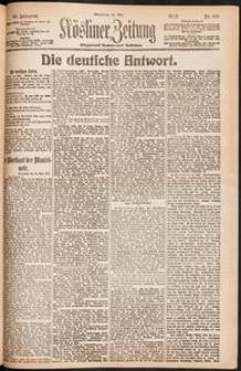 Kösliner Zeitung [1919-05] Nr. 125