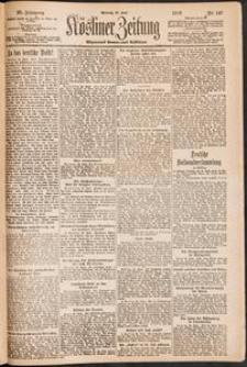 Kösliner Zeitung [1919-06] Nr. 145