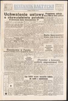 Dziennik Bałtycki, 1951, nr 8