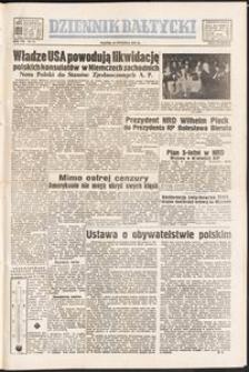 Dziennik Bałtycki, 1951, nr 11