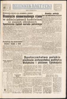 Dziennik Bałtycki, 1951, nr 26