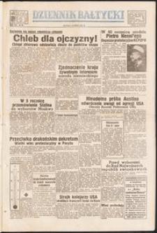 Dziennik Bałtycki, 1951, nr 39