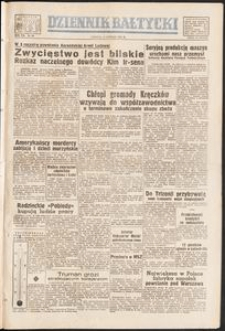 Dziennik Bałtycki, 1951, nr 40