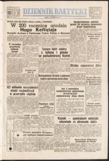 Dziennik Bałtycki, 1951, nr 44