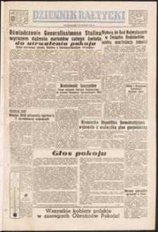 Dziennik Bałtycki, 1951, nr 49