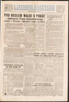 Dziennik Bałtycki, 1951, nr 62