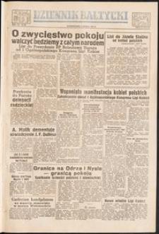 Dziennik Bałtycki, 1951, nr 63