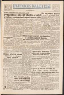Dziennik Bałtycki, 1951, nr 74