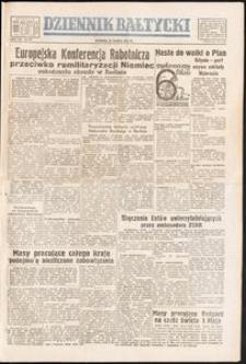 Dziennik Bałtycki, 1951, nr 83