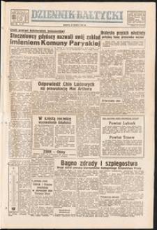 Dziennik Bałtycki, 1951, nr 87
