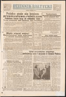 Dziennik Bałtycki 1951/04 Rok VII Nr 93