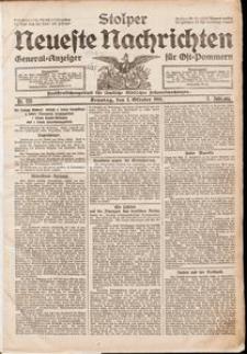 Stolper Neueste Nachrichten Nr. 231/1911