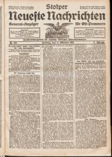 Stolper Neueste Nachrichten Nr. 235/1911