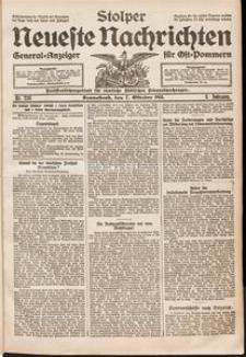 Stolper Neueste Nachrichten Nr. 236/1911