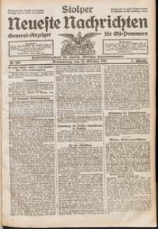 Stolper Neueste Nachrichten Nr. 240/1911