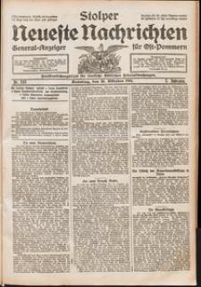 Stolper Neueste Nachrichten Nr. 243/1911