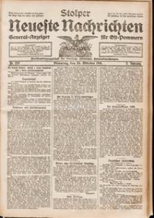 Stolper Neueste Nachrichten Nr. 250/1911