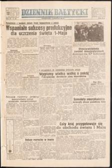 Dziennik Bałtycki 1951/04 Rok VII Nr 103