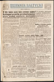 Dziennik Bałtycki 1951/04 Rok VII Nr 108