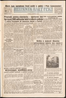 Dziennik Bałtycki 1951/04 Rok VII Nr 111