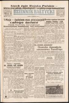 Dziennik Bałtycki 1951/04 Rok VII Nr 114