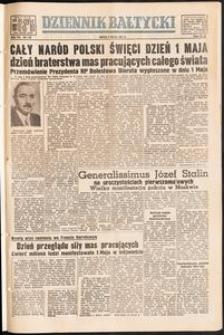 Dziennik Bałtycki, 1951, nr 119