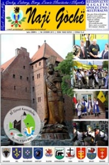 Naji Gochë : regionalny magazyn społeczno-kulturalny, 2009, nr 2