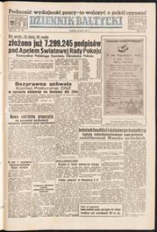 Dziennik Bałtycki, 1951, nr 136