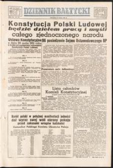 Dziennik Bałtycki, 1951, nr 144