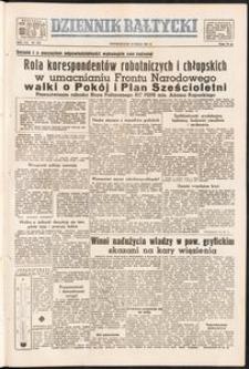 Dziennik Bałtycki, 1951, nr 145