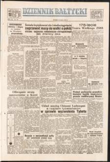 Dziennik Bałtycki, 1951, nr 146