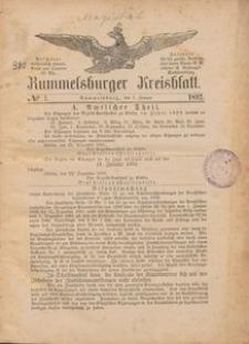 Rummelsburger Kreisblatt 1892