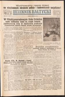 Dziennik Bałtycki, 1951, nr 150