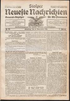 Stolper Neueste Nachrichten. Nr 261/1911
