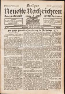 Stolper Neueste Nachrichten. Nr 167/1911