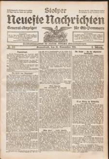 Stolper Neueste Nachrichten. Nr 272/1911