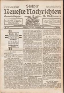 Stolper Neueste Nachrichten. Nr 273/1911