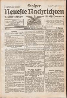 Stolper Neueste Nachrichten. Nr 274/1911
