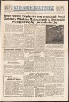 Dziennik Bałtycki, 1951, nr 186