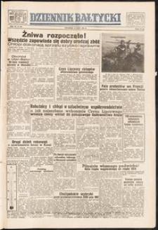 Dziennik Bałtycki, 1951, nr 189