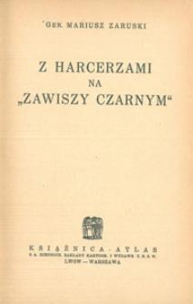 """Z harcerzami na """"Zawiszy Czarnym"""""""