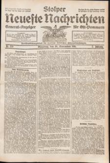 Stolper Neueste Nachrichten. Nr 269/1911