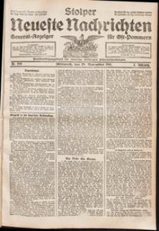 Stolper Neueste Nachrichten. Nr 280/1911
