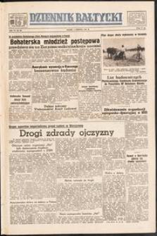 Dziennik Bałtyckii, 1951, nr 208