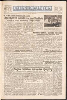 Dziennik Bałtyckii, 1951, nr 211